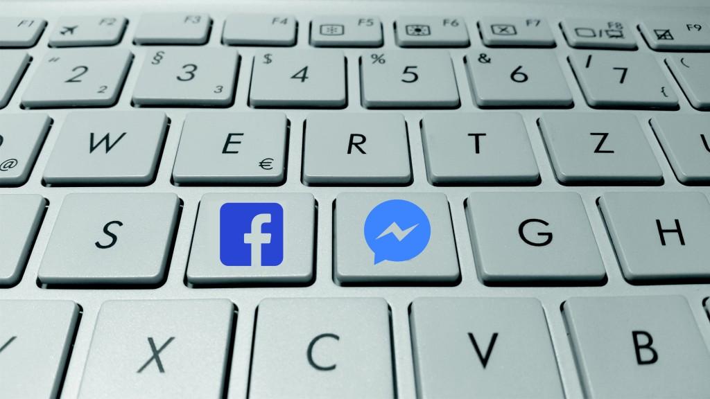 דיוור במסנג'ר של פייסבוק